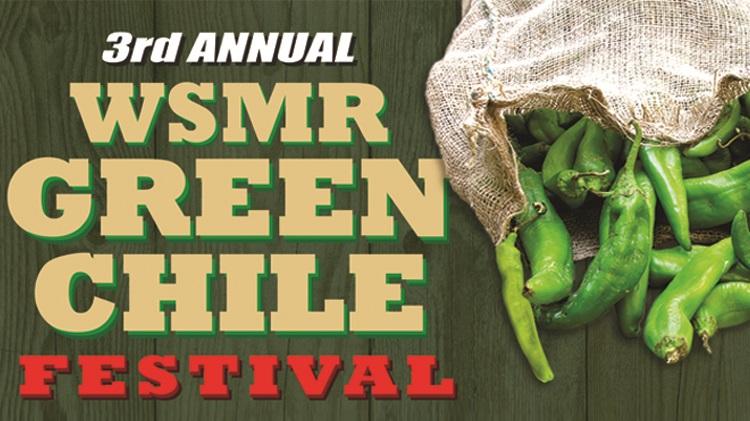 3rd Annual WSMR Green Chile Festival