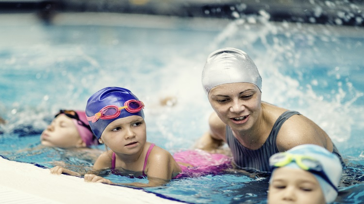 Swimming Lessons Now Available at WSMR Aquatic Center
