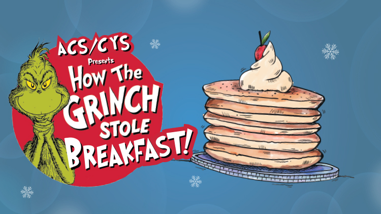 How The Grinch Stole Breakfast