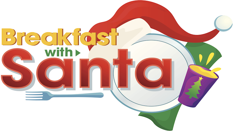 Breakfast with Santa and the Grinch