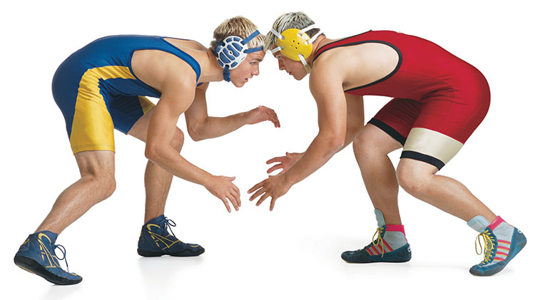 Youth Winter Wrestling