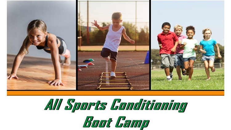 All Sports Conditioning Boot Camp