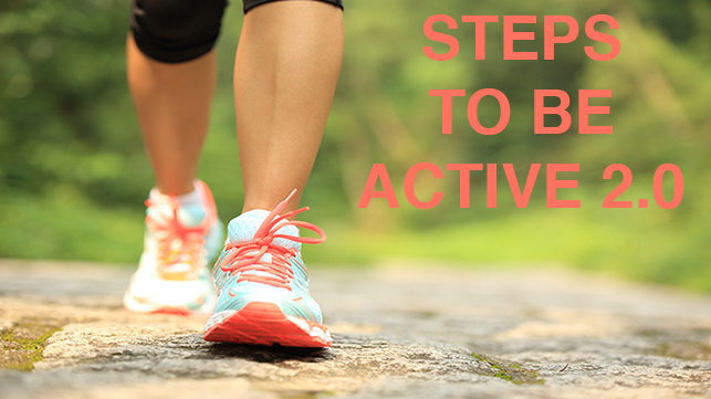 Steps to be Active 2.0