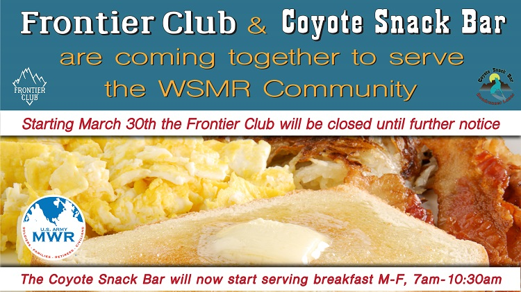 Frontier Club & Coyote Snack Bar Are Coming Together