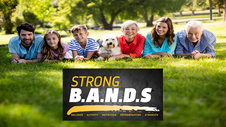 Strong B.A.N.D.S. Family Fitness Fair