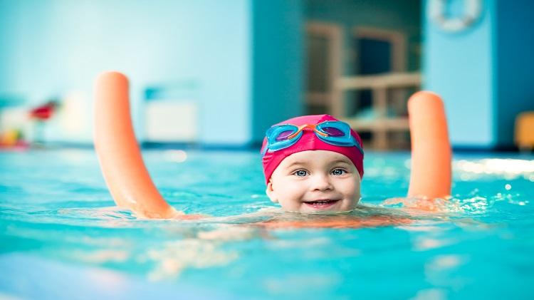 Preschool Aquatics - Level 1 & 2