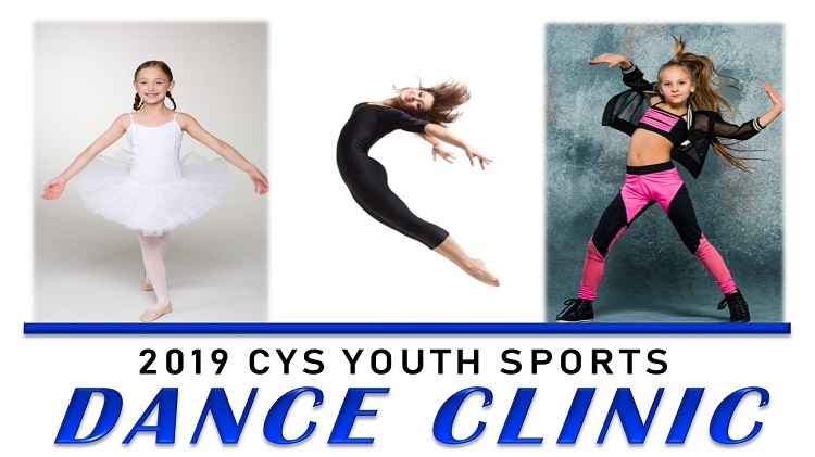 CYS Youth Sports Dance Clinic