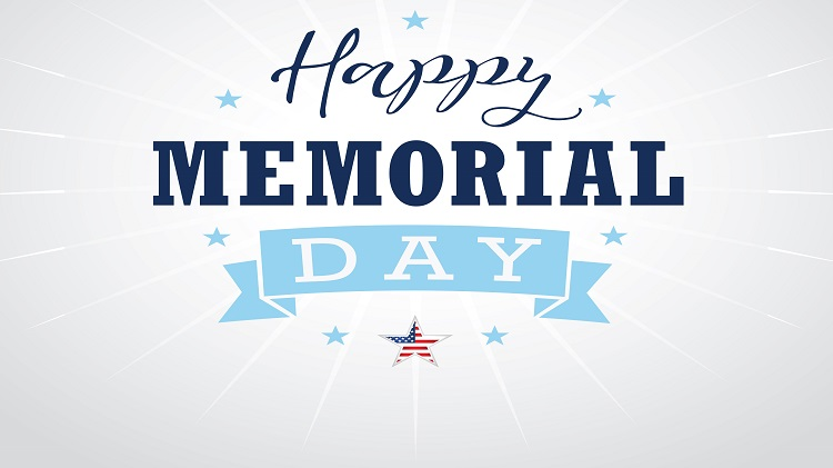 2017 Memorial Day Hours of Operation for Family and MWR Facilities
