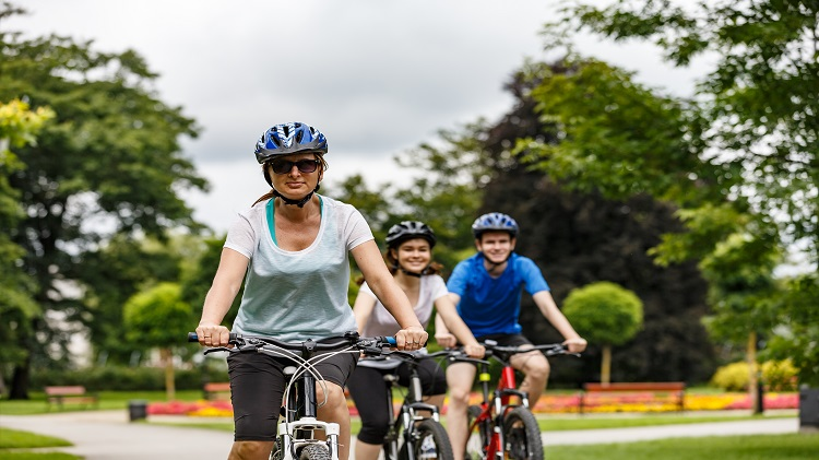 Bell Gym's Social Distancing Events of July-Outdoor Bike Ride