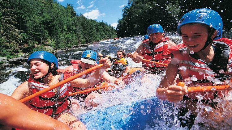 White Water Rafting TAOS NEW MEXICO