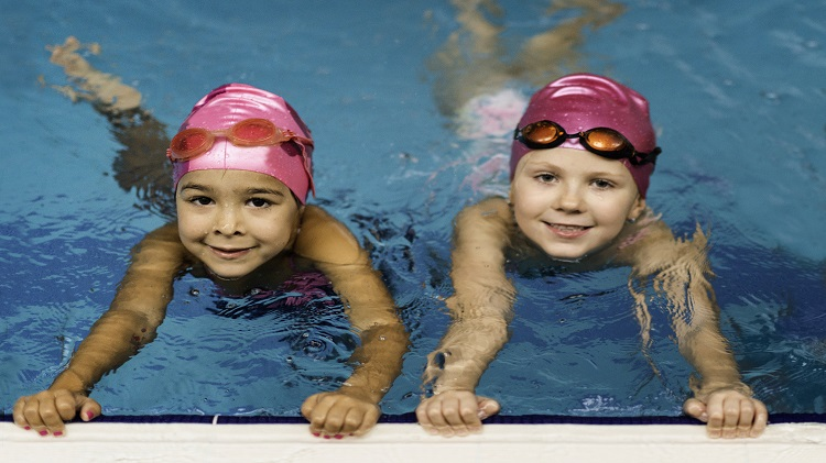 Preschool Aquatics Learn to Swim - Level 3